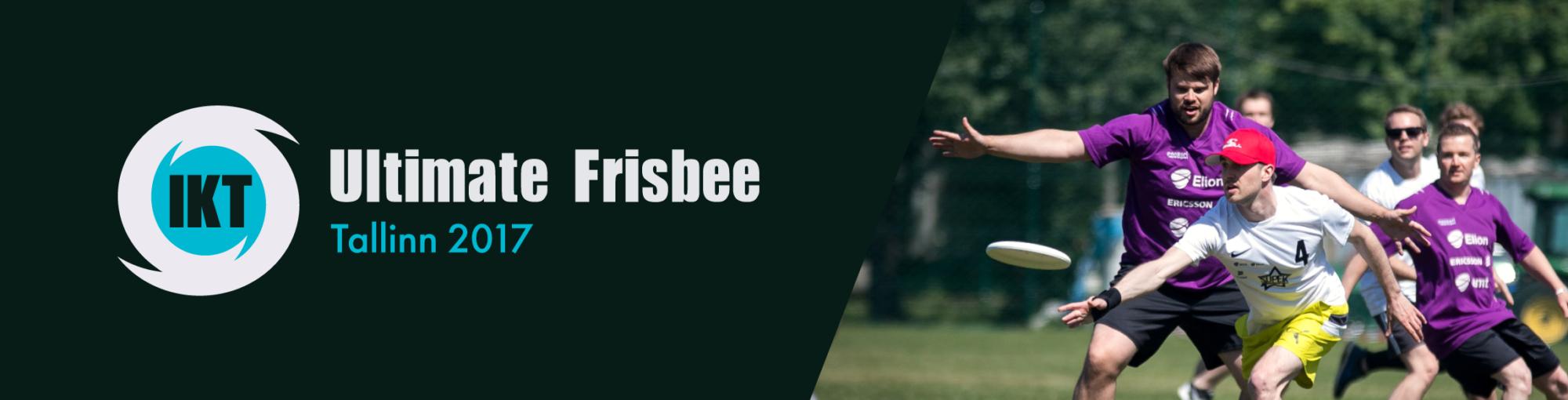 IKT Ultimate Frisbee – Tallinn 2016