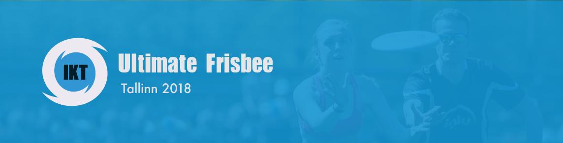 IKT Ultimate Frisbee – Tallinn 2018